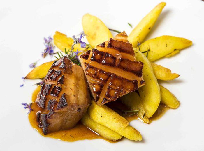 Farm to Table Pork with potatoes