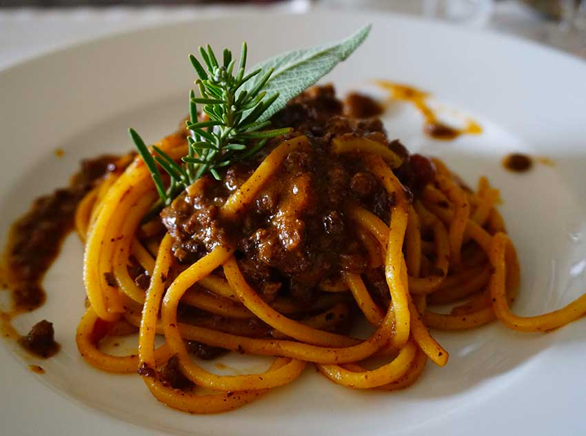 Farm to Table Pasta